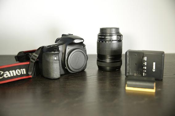 Câmera 60d Usada