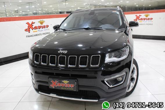 Jeep Compass Limited 2.0 Aut 2017 Financiamento Próprio 2464