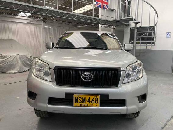 Toyota Prado Tx Diesel Blindada Nivel 3