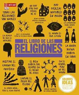 El Libro De Las Religiones, Ed. Akal #