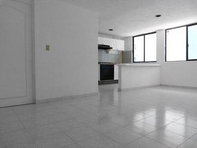 Se Renta Casa En Condominio 2 Recámaras, Paseos De Taxqueña