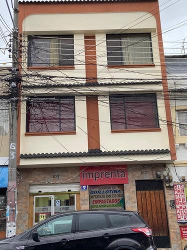 Imagen 1 de 14 de Vendo Propiedad Con: Casa + 3 Dptos + Local Comercial