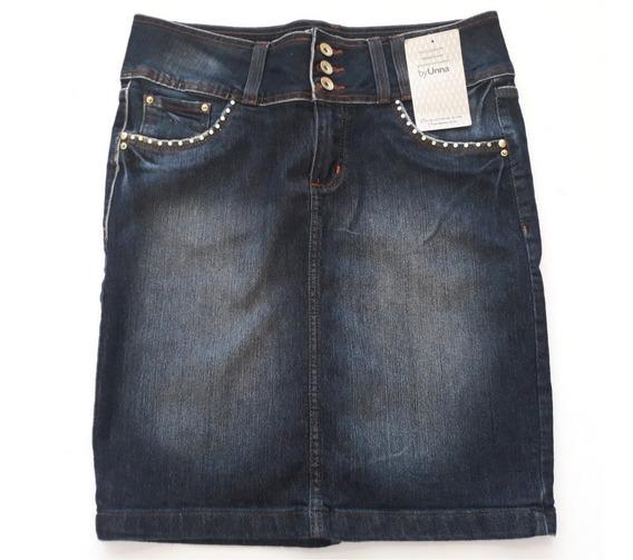 Saia Jeans By Unna 15607