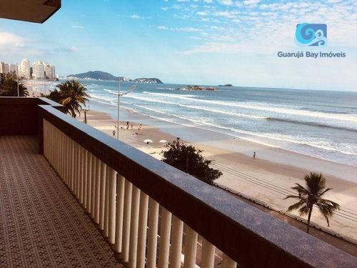 Imagem 1 de 15 de Pitangueiras Apartamento A Venda Frente Ao Mar Praia Das Pitangueiras - Guarujá - Ap4746