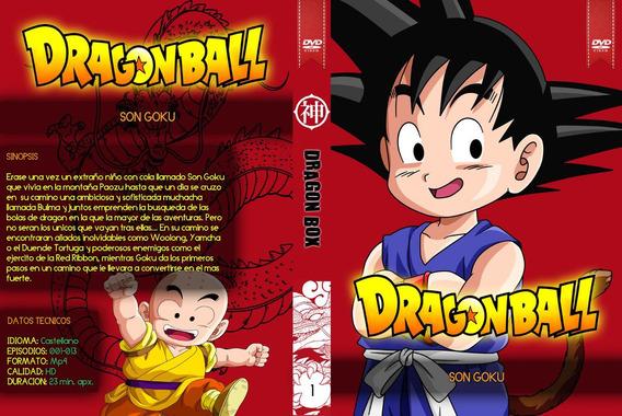 Dragon Ball Dragon Ball Z Dragon Ball Gt Completo E Dublado