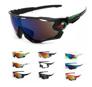 Óculos Sol Ciclismo Esportivo Proteção Uv400 Vôlei Bike