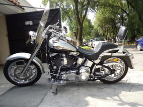 Harley Davidson Softails Increibles