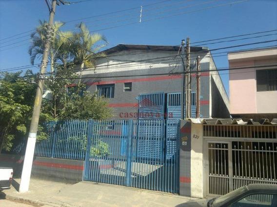 Galpão À Venda E Locação , 330 M² - Px Corredor Abd - São Bernardo Do Campo/sp - Ga0039