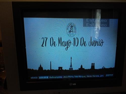 Imagen 1 de 3 de Television LG 21