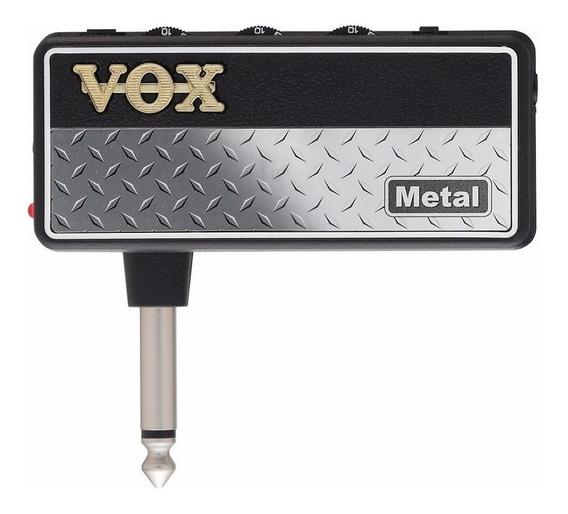 Vox Amplug 2 Metal - Mini Amplificador De Guitarra P/ Fones
