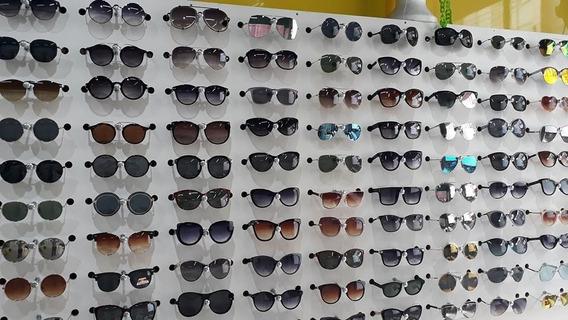 Kit C/ 50 Óculos De Sol Feminino/masculino Atacado Barato