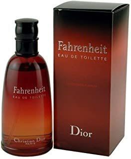 Fahrenheit By Christian Dior For Men. Eau De Toilette Spray