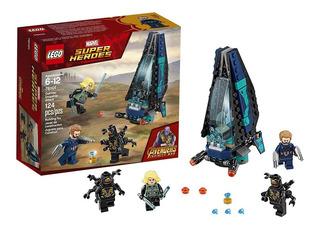Lego Marvel Avengers Infinity War Outrider - 76101