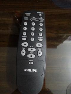 Philips Grabador De Cd-r. Control Remoto.