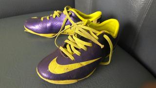 Chuteira Nike De Futsal Mais Um Brinde Barato 120 Reais