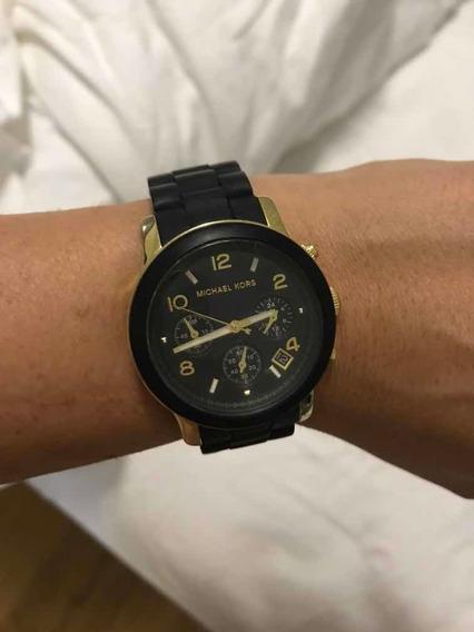 1 Relógio Fóssil E 1 Michael Kors