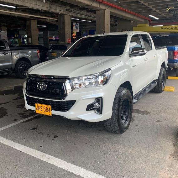 Toyota Hilux 2018 2.8 Diesel 4x4