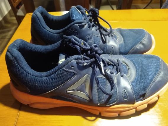 Zapatillas Reebok Azul Usadas