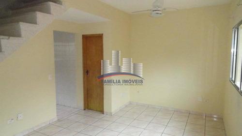 Casa De 2 Quartos Para Venda Ou Locação - Parque São Vicente - São Vicente - Izm82e8c-536204