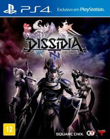 Dissidia Final Fantasy Nt - Ps4