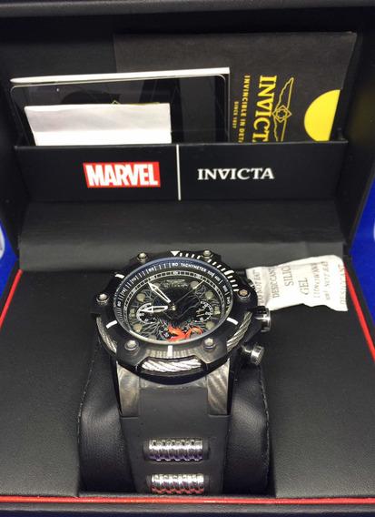 Relógio Invicta Venon Edição Limitada Marvel