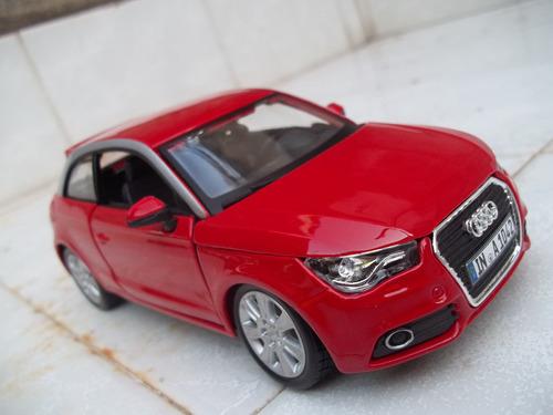 Audi A1 Burago 1/24