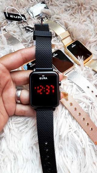 Relógios Eura (touch Screen) Em Atacado + Brinde