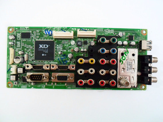 Placa Sinal Tv Plasma Lg 50pq30r (eax60695402(1)