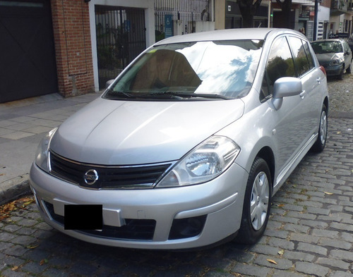 Nissan Tiida 1.8 5ptas