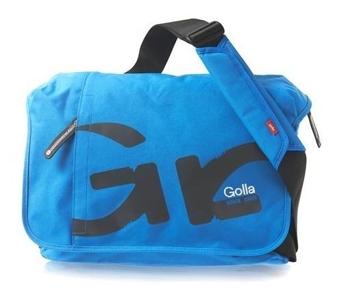 Morral Golla G1438 Fanta 16´ Azul Original