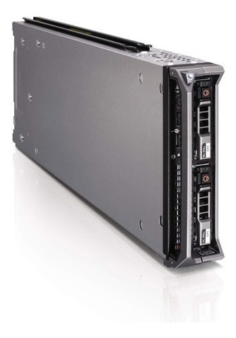 Lâmina M610 Dell Poweredge 2x Xeon Quadcore 16gb Perc H700