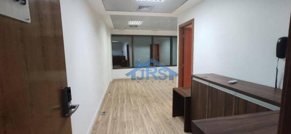 Sala Para Alugar, 36 M² Por R$ 1.600,00/mês - Empresarial 18 Do Forte - Barueri/sp - Sa0055