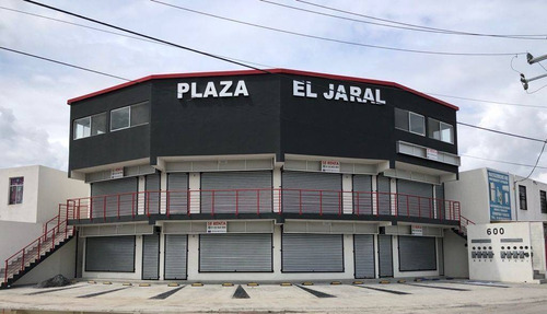 Imagen 1 de 5 de Renta De Local En Villa Del Carmen Plaza El Jaral Planta Baja