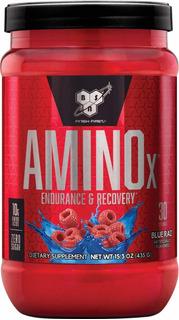 Bsn Amino X (30 Porções) - Framboesa Azul