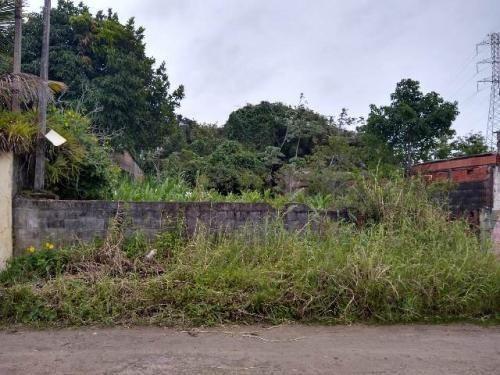 Terreno No Jardim Califórnia, Em Itanhaém, Ref. C2001 L C