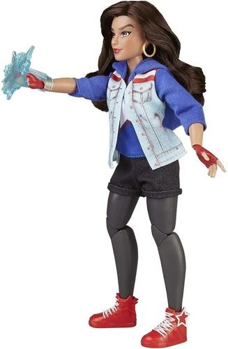 Imagem 1 de 2 de Boneca Luxo Marvel Rising Guerreiros Secretos Ms. Marvel