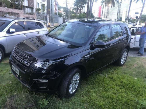 Land Rover Discovery 2.0 Sport Se