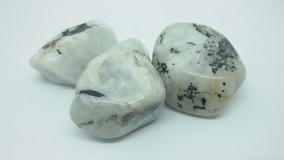 Pedra Rolada De Pedra Da Lua Natural