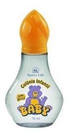 Colônia Infantil Sem Àlcool Nawt