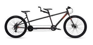 Bicicleta Tandem Polygon 27.5 Impression Ax Disc Aluminio