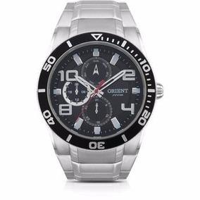 Relógio Orient Masculino Grande Sport Mbssm055 Super Oferta