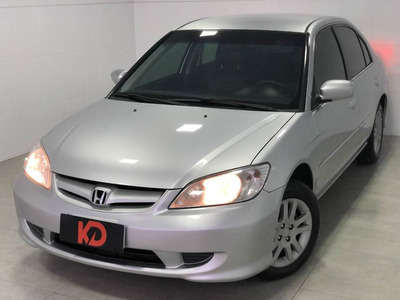 Honda Civic 1.7 Lxl At