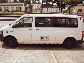 Microbus Escolar 16 Pasajeros Volkswagen Transporter