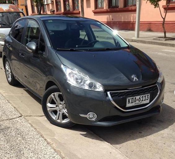 Peugeot 208 Nivel 6 1.2 Extra Full