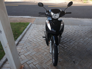 Honda Biz Es 13/13 Preta
