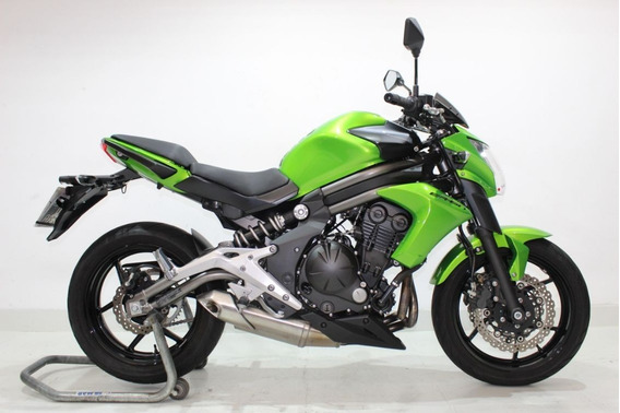 Kawasaki Er 6n 2013 Verde