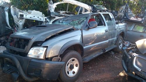 Sucata Peças Acessórios Chevrolet S10 2011 Flex 147cv