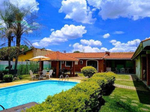Chácara Com 5 Dorms, Jardim Kanimar, Atibaia - R$ 813 Mil, Cod: 1829 - V1829