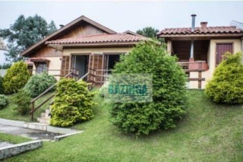 Sobrado Residencial À Venda, Vila Natal, Campos Do Jordão - So0026. - So0026