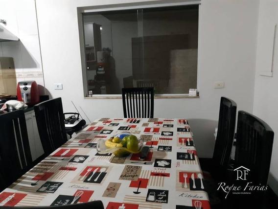 Sobrado Com 4 Dormitórios Para Alugar, 170 M² Por R$ 4.500/mês - Centro - Osasco/sp - So0658